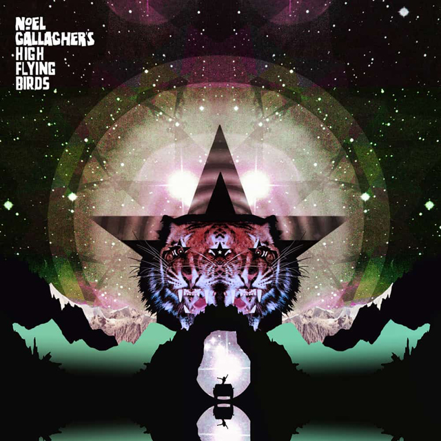 Noel Gallagher's High Flying Birds / Black Star Dancing