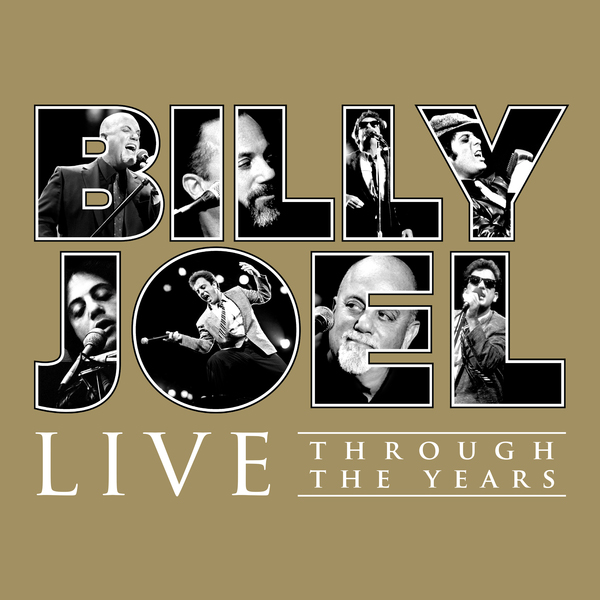 Billy Joel / Live Through the Years
