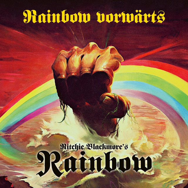 Ritchie Blackmore's Rainbow / Rainbow Vorwarts