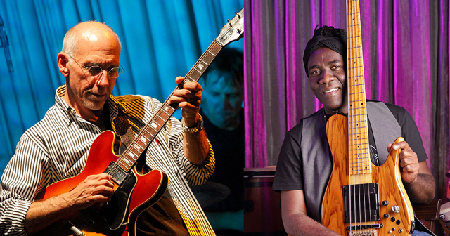 Larry Carlton and Richard Bona