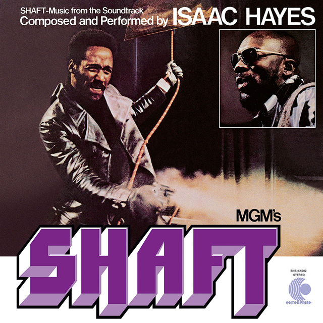 Isaac Hayes / Shaft - Music from the Soundtrack