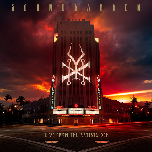 Soundgarden / Live from the Artists Den