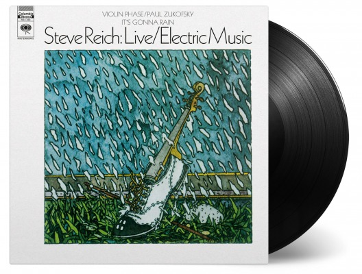 Steve Reich / Live / Electric Music [180g LP]
