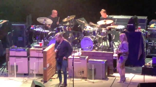 Tedeschi Trucks Band with Matt Cameron
