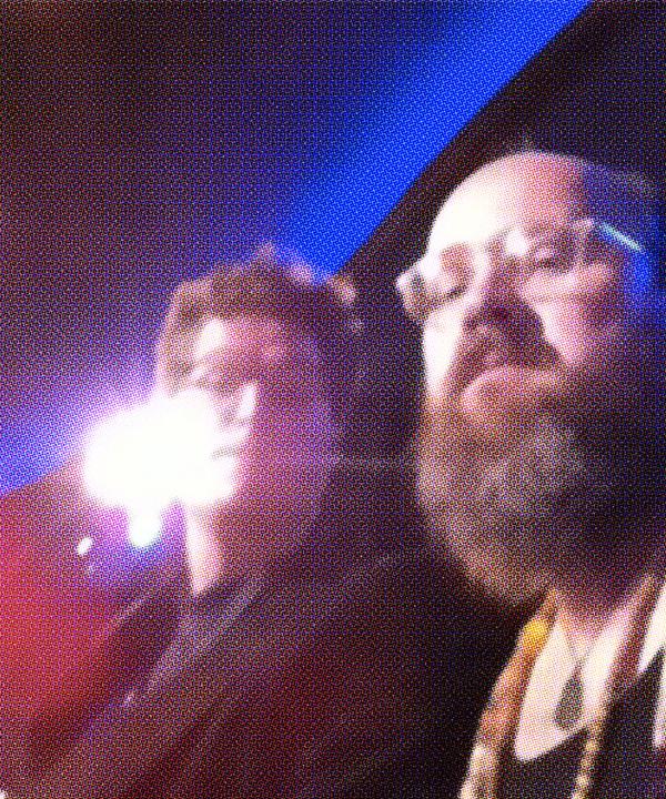 Robert Schneider + John Ferguson of The Apples in Stereo