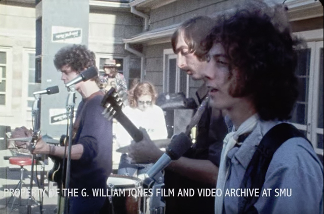 The Velvet Underground - Dallas Peace Day - October 15, 1969