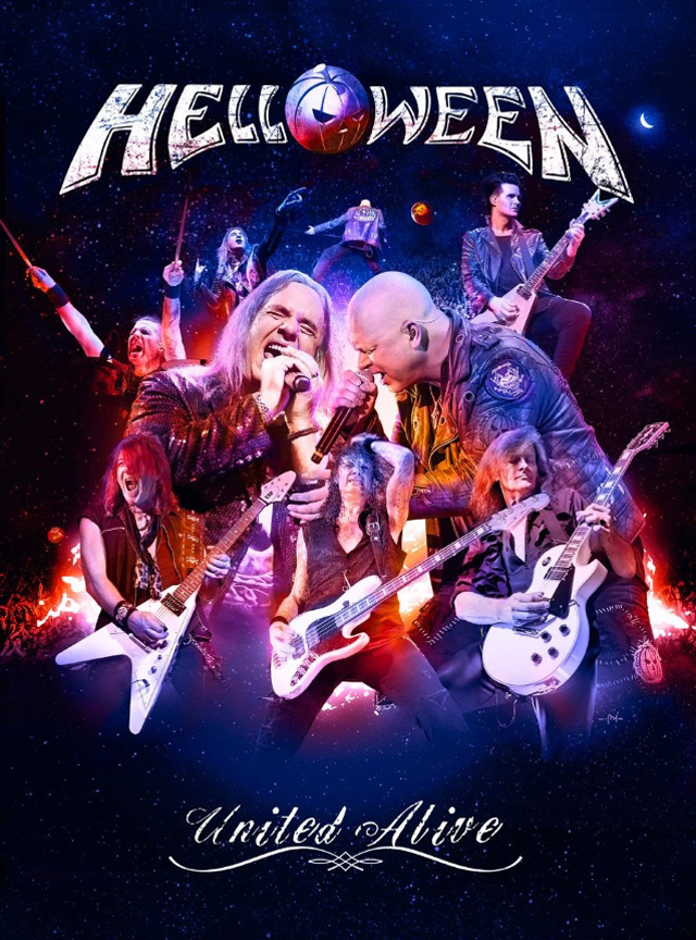 Helloween / United Alive