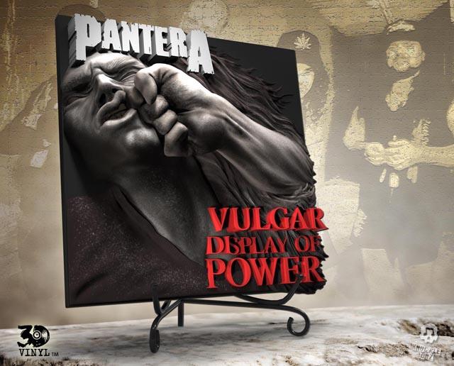 Pantera (Vulgar Display of Power) 3D Vinyl