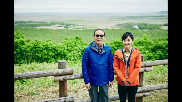 NHK『ブラタモリ「釧路湿原〜世界に誇る釧路湿原のスゴさとは?〜」』(c)NHK