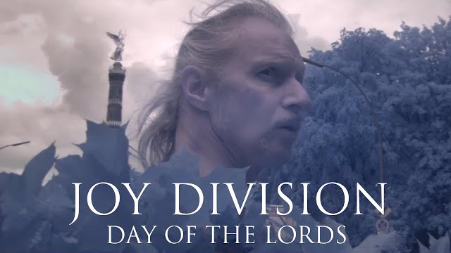 Joy Division - Day Of The Lords (Reimagined Video)