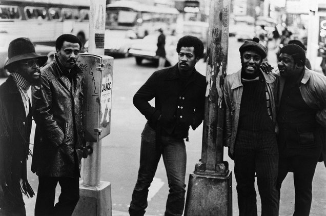 The Persuasions - Charlie Gillett/Redferns
