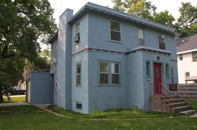 Bob Dylan's childhood home at Hibbing, Minnesota