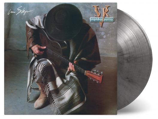 Stevie Ray Vaughan / In Step [180g LP / silver & black swirled vinyl]