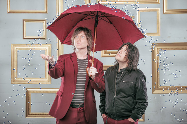 Goo Goo Dolls - Photo by Ed Gregory & Dan Cooper