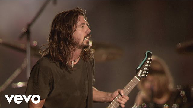 Foo Fighters - Live At Wembley Stadium, 2008