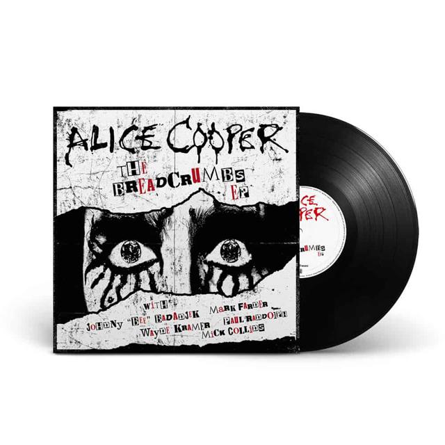 Alice Cooper / The Breadcrumbs EP