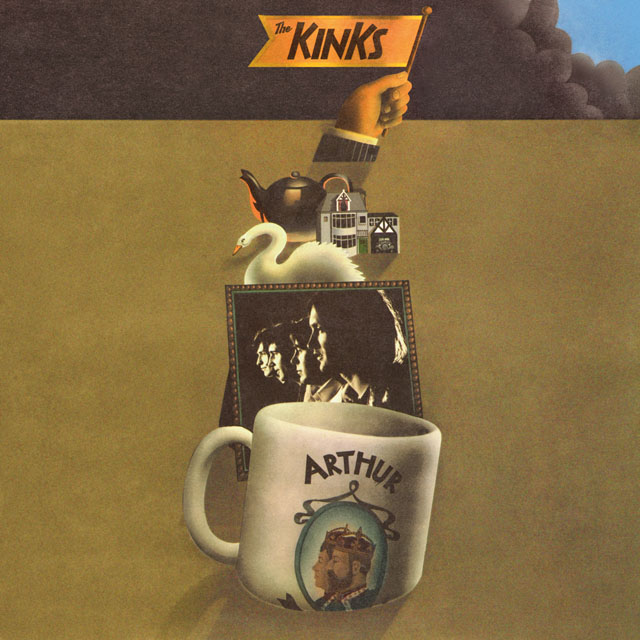 The Kinks / Arthur (Or the Decline and Fall of the British Empire)