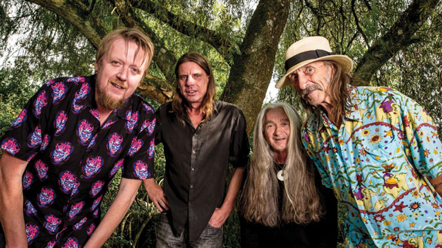 Hawkwind (Image credit: Cherry Red)
