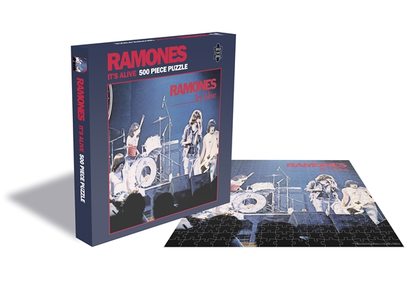 Ramones / IT'S ALIVE (500 PIECE JIGSAW PUZZLE)