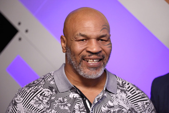 Mike Tyson - Photo by Rich Polk/Getty Images for iHeartMedia