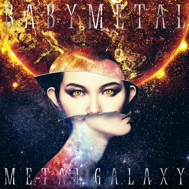 BABYMETAL / METAL GALAXY [初回生産限定 SUN盤 - Japan Complete Edition -【2CD / アナログサイズジャケット】]