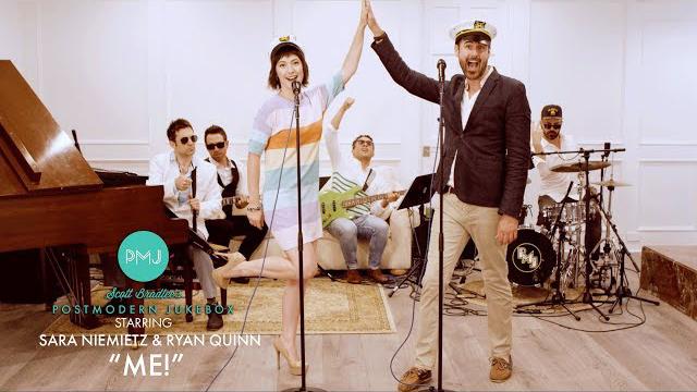 Postmodern Jukebox ft. Sara Niemietz & Ryan Quinn / ME! - Taylor Swift (Mid '80s/Yacht Rock Style Cover)