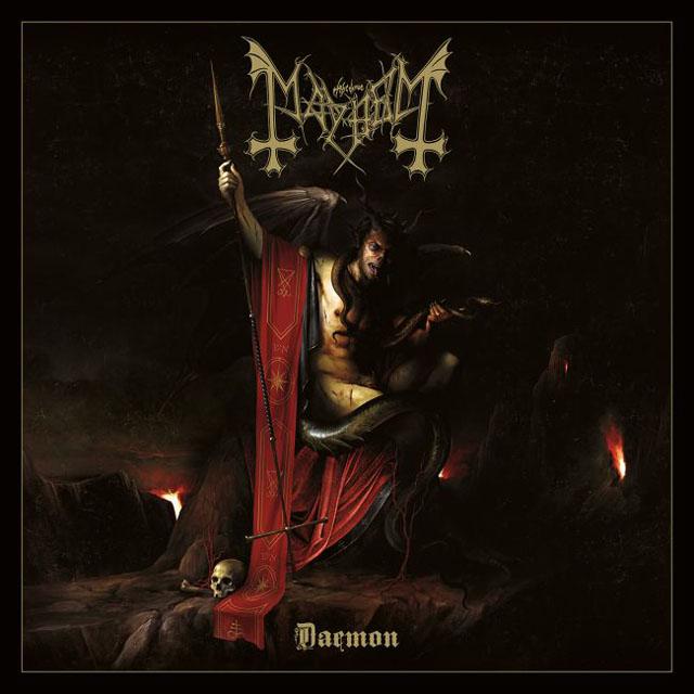 MAYHEM / Daemon