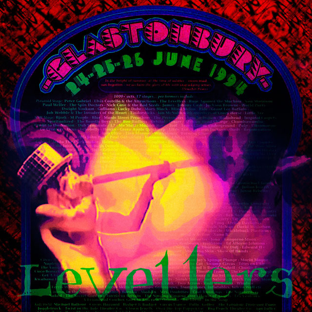 Levellers / Glastonbury '94