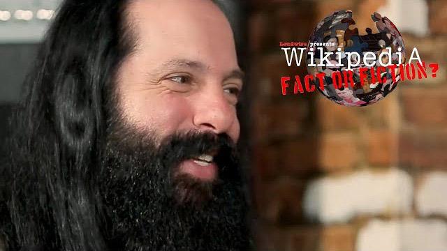 Dream Theater's John Petrucci - Wikipedia: Fact or Fiction?