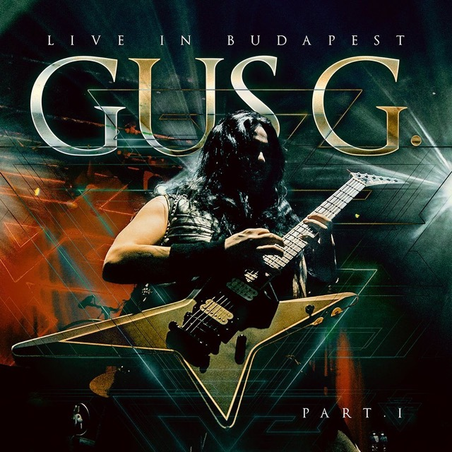 Gus G. / Live In Budapest - Part 1