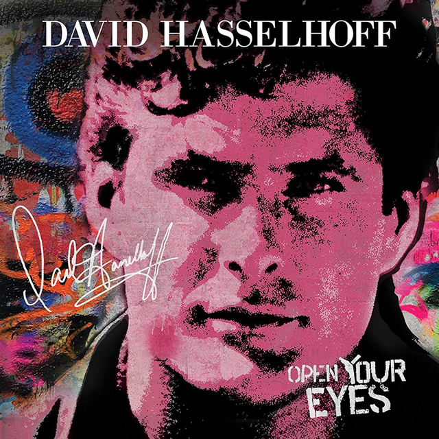 David Hasselhoff / Open Your Eyes