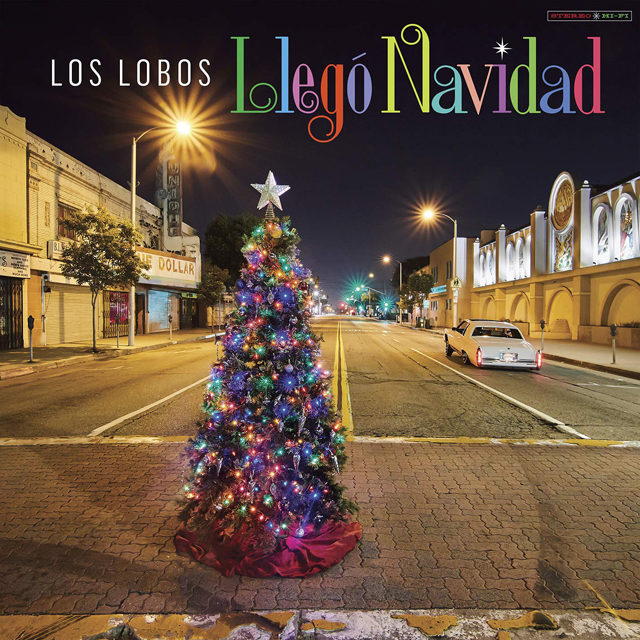 Los Lobos / Llego Navidad