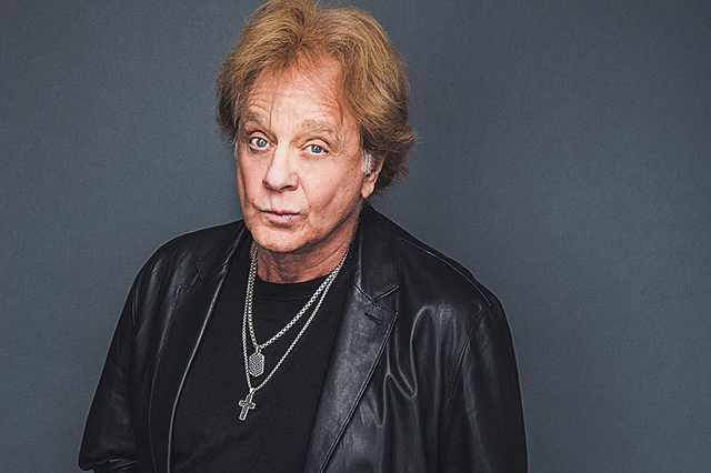 Eddie Money, photo by Stewart Volland (AXS TV)