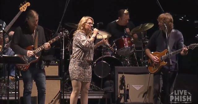 Trey Anastasio Band with Derek Trucks & Susan Tedeschi