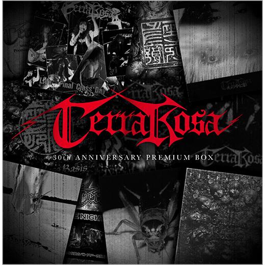 テラ・ローザ / Terra Rosa 30th Anniversary Premium BOX