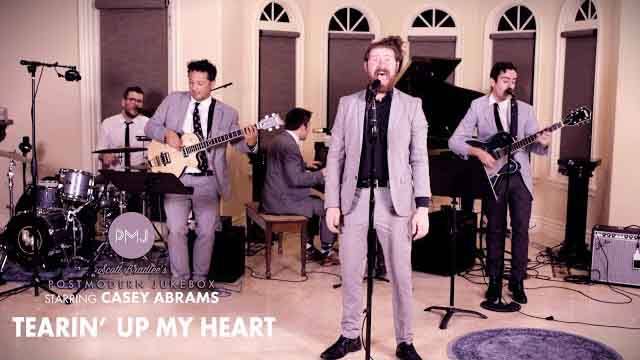 Postmodern Jukebox ft. Casey Abrams / Tearin' Up My Heart - NSYNC (Beatles 1960s Style Cover)
