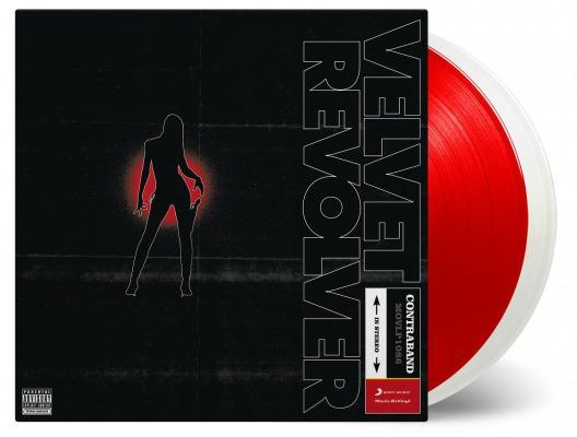 Velvet Revolver / Contraband [180g LP / red vinyl (LP 1) and white vinyl (LP 2)]