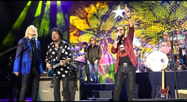 Ringo Starr & His All Starr Band with Richard Page, Edgar Winter, Eric Carmen, Joe Walsh, Jim Keltner, Nils Lofgren