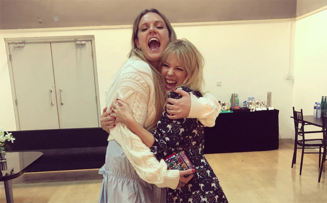 Tove Lo and Kylie Minogue
