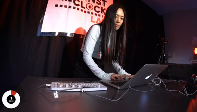 Miho Hatori - Against The Clock Lab at Meakusma Festival