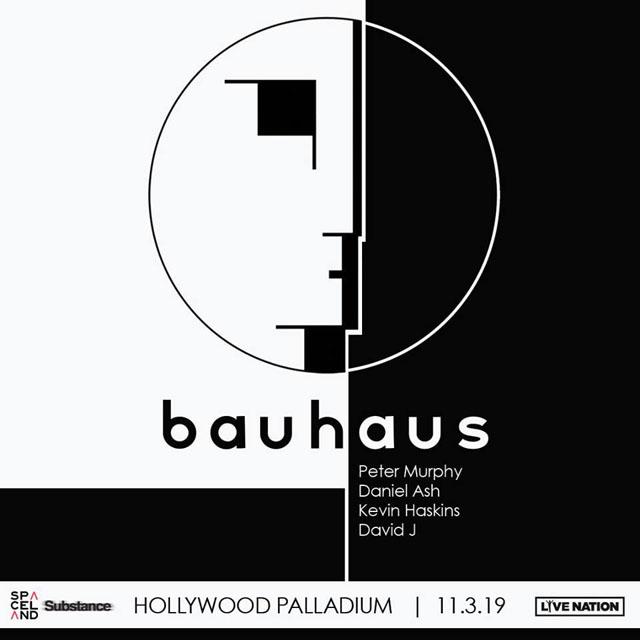 Bauhaus Reunion Show 2019