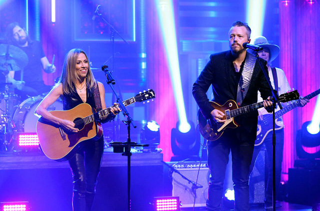 Sheryl Crow and Jason Isbell