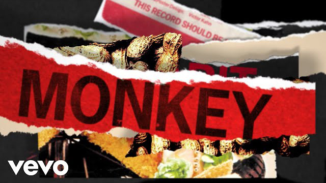 The Rolling Stones - Monkey Man (Lyric Video)