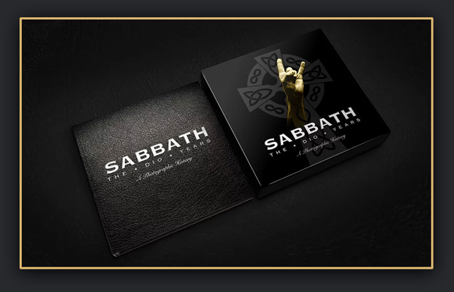 Sabbath - The Dio Years - A Photographic History