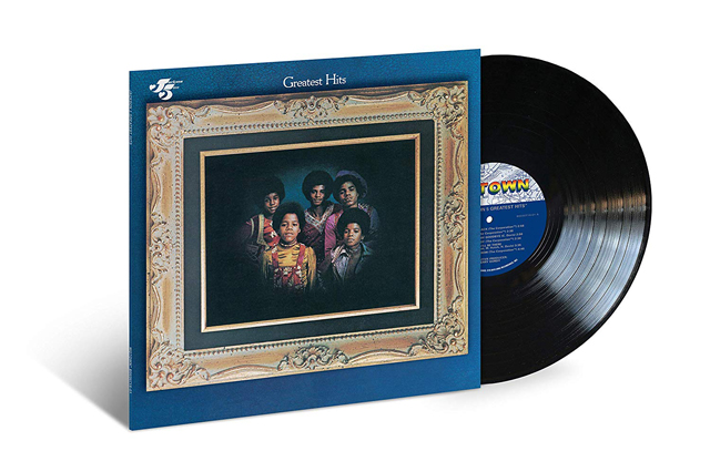 The Jackson 5 / Greatest Hits - Quadraphonic Mix