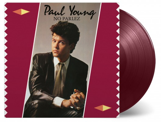 Paul Young / No Parlez [180g LP / purple marbled (purple & solid red mixed) vinyl]