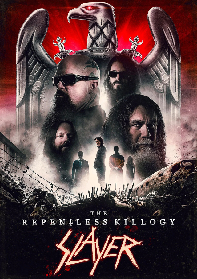 Slayer / The Repentless Killogy [Blu-ray]