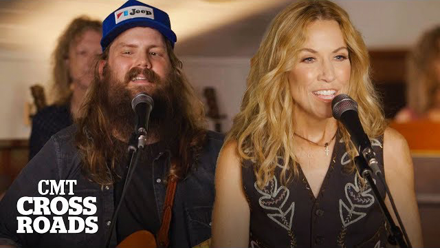 Sheryl Crow & Chris Stapleton - CMT Crossroads: Sheryl Crow & Friends