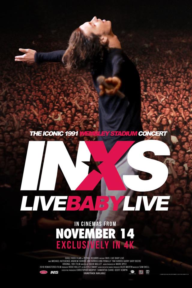 INXS / Live Baby Live