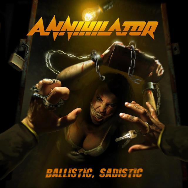 Annihilator / Ballistic, Sadistic